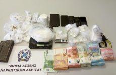 Διακινούσαν κοκαΐνη στη Λάρισα