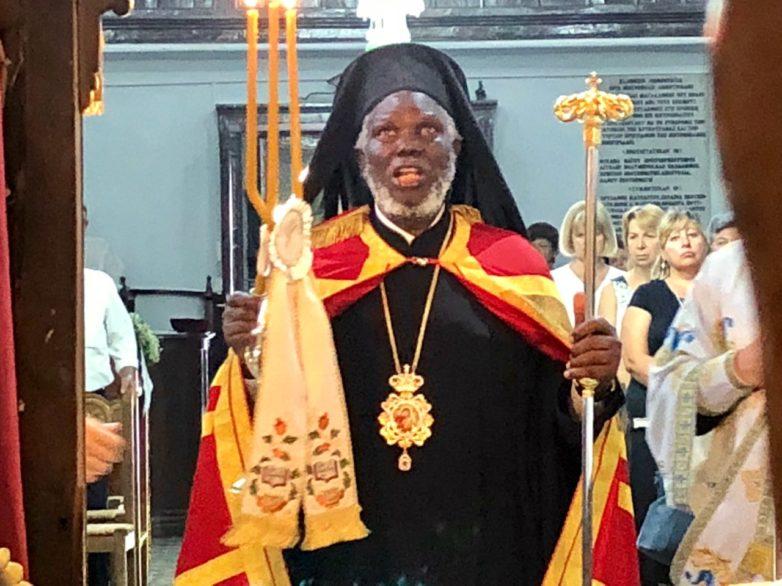 Στον Βόλο ο Μητροπολίτης Ουγκάντας  Ιωνάς
