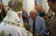 Τιμήθηκε παλιός εκκλησιαστικός επίτροπος στην Τσαγκαράδα