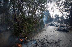 Στους 82 οι νεκροί από τις φονικές πυρκαγιές