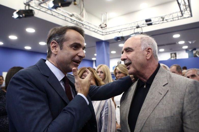 Ο Βαγγέλης Μεϊμαράκης θα ηγηθεί της μάχης της ΝΔ στις Ευρωεκλογές