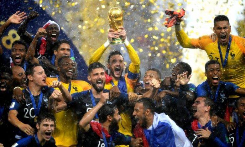 Παγκόσμια Γαλλία σε τελικό-όνειρο