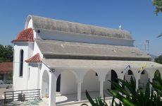 Πανηγυρίζει ο Ιερός Ναός της Αγίας Κυριακής