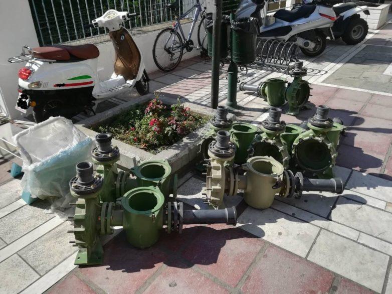 Άμεση εξιχνίαση κλοπής στον Τύρναβο