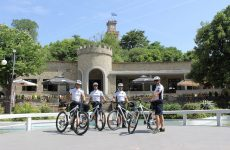 Θετικά αποτελέσματα  της εμφανούς αστυνόμευσης με ποδήλατα στα Τρίκαλα