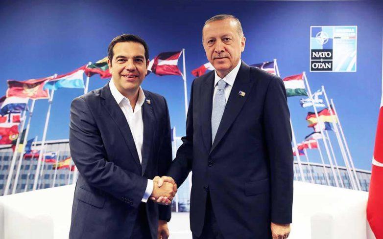 Συνάντηση Τσίπρα – Ερντογάν: Τα «αγκάθια» παραμένουν