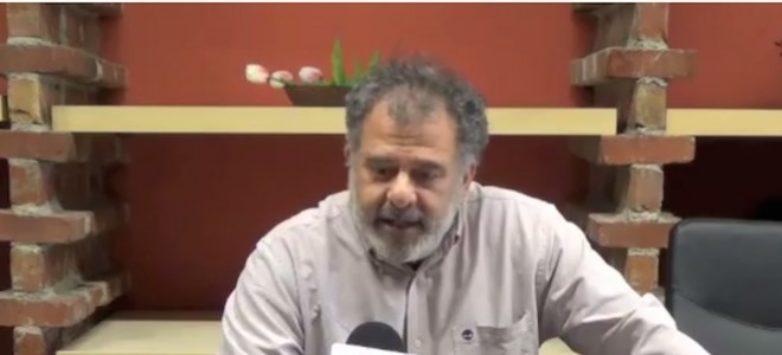 Παραιτήθηκε από πρόεδρος του Τμήματος ΓΦΠΑΠ ο Ν. Δαναλάτος