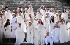 """Ακυρώνονται οι παραστάσεις  """"Εκκλησιάζουσες"""" του Αριστοφάνη στο Βόλο"""