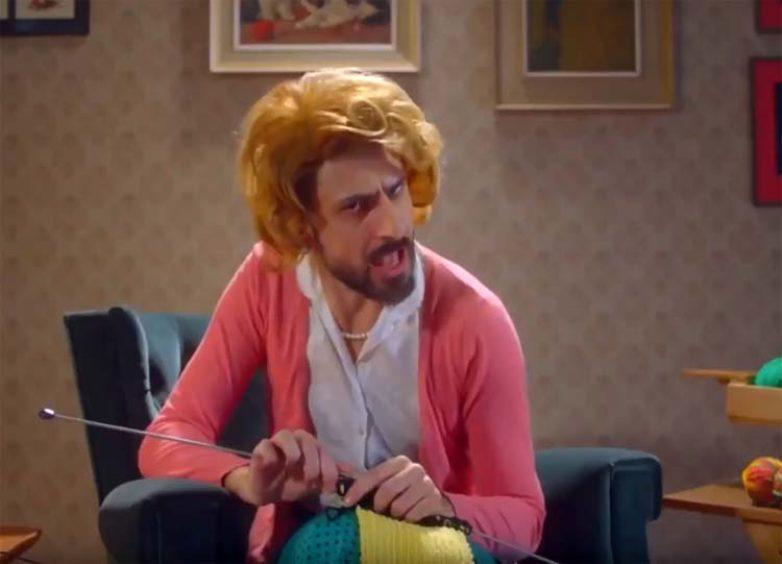 Ο Λαρισαίος ηθοποιός που ντύθηκε νοικοκυρά για τη διαφήμιση του Μουντιάλ
