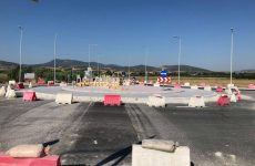 Κυκλικός κόμβος κατασκευάζεται στη Χλόη του δήμου Ρήγα Φεραίου