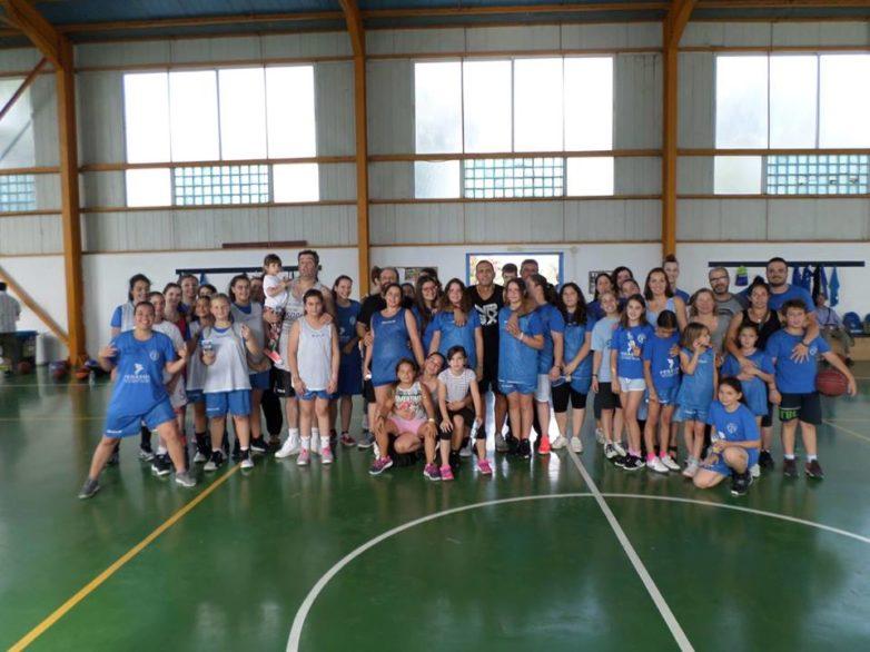 Ολοκληρώθηκαν οι μεικτοί αγώνες του γυναικείου τμήματος μπάσκετ του Γ.Σ.Β. «Η ΝΙΚΗ»