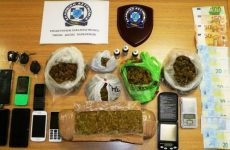 Εξάρθρωση μεγάλου κυκλώματος διακίνησης ναρκωτικών στο Βόλο
