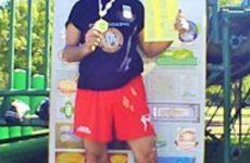 Χρυσό μετάλλιο στο πανελλήνιο πρωτάθλημα άμμου ο Ανδρέας Κεχαγιάς