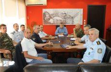 Ευρεία σύσκεψη στην Περιφέρεια Θεσσαλίας