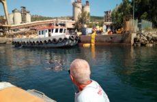 Άσκηση αντιμετώπισης θαλάσσιας ρύπανσης στην ΑΓΕΤ