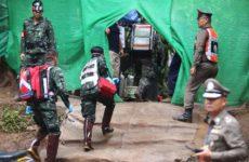 Άρχισε η δεύτερη φάση της επιχείρησης διάσωσης στην Ταϊλάνδη