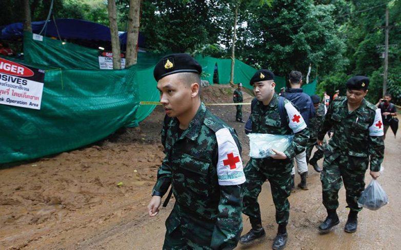 Η επιχείρηση διάσωσης στην Ταϊλάνδη θα διαρκέσει δύο με τρεις ημέρες