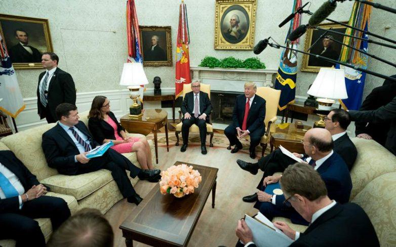 Συμφωνία Ε.Ε. – ΗΠΑ για τους δασμούς