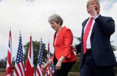 Τραμπ σε Μέι: Μην διαπραγματευτείς με την ΕΕ – Μήνυσέ τους