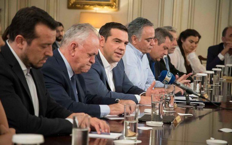 Αλέξης Τσίπρας: Αναλαμβάνω ακέραια την πολιτική ευθύνη για την τραγωδία