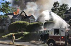 ΗΠΑ: Ελικόπτερο κατέπεσε σε κτίριο διαμερισμάτων στη Βιρτζίνια