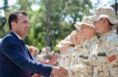Πρόκληση Ζάεφ για «Μακεδονικό στρατό»