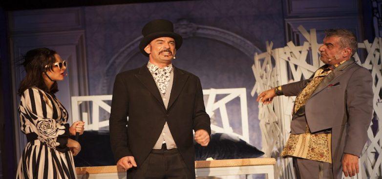 Η κωμωδία «ΑΠΟ ΤΟ ΓΑΜΟ ΣΤΟ ΔΙΑΖΥΓΙΟ;» στο θερινό δημοτικό θέατρο Βόλου