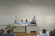 Το μέλλον της Ανώτατης Εκπαίδευσης στο επίκεντρο της περιοδείας του υπουργού Κώστα Γαβρόγλου στη Θεσσαλία