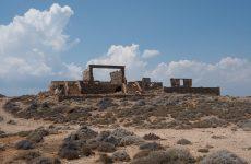 Αυτοψία κλιμακίων του ΥΠΠΟ -Υπουργείου Περιβάλλοντος στη Μακρόνησο
