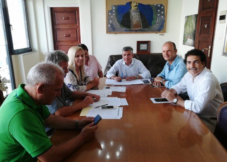 Νέα γέφυρα στο Πλατανόρεμα και ασφαλτοστρώσεις στο οδικό δίκτυο του Δήμου Αλμυρού