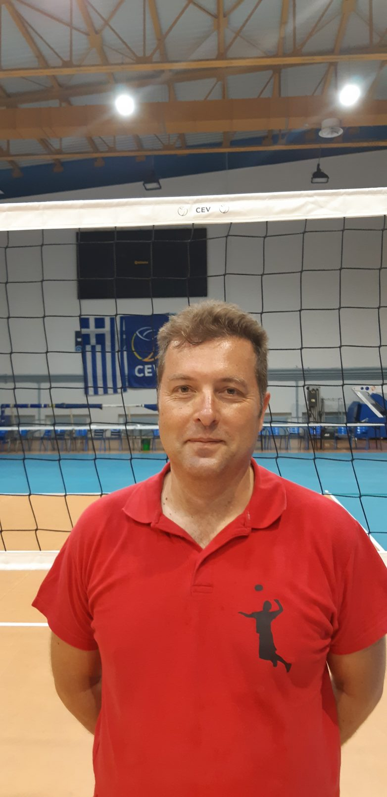 Συνέχεια προετοιμασίας των αθλητριών ομάδας βόλεϊ του Ολυμπιακού Βόλου