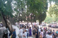 Ιγνάτιος: «Ζωντανό θαύμα η αποκατάσταση της παλαιάς Ιεράς Μονής Παναγίας Ξενιάς»