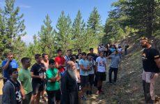 Εκδρομή των στελεχών της κατασκήνωσης στον Νομό Γρεβενών