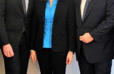 Συνάντηση Έλενας Κουντουρά- διευθύνοντα συμβούλου του ομίλου TUI