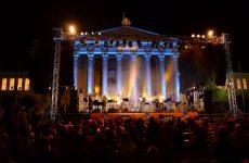 Η Ζωή Τηγανούρια μάγεψε το Αθηναϊκό κοινό