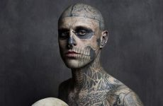 Νεκρό στο διαμέρισμά του στον Καναδά το διάσημο μοντέλο «Zombie Boy»
