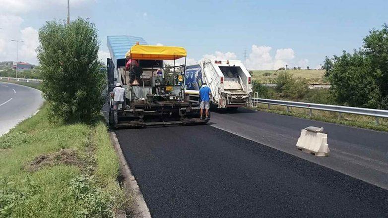 Έργα οδικής ασφάλειας στο Δήμο Βόλου