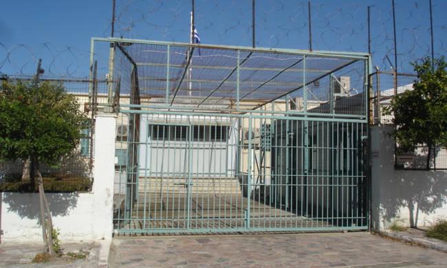 Κρατούμενος στις φυλακές Βόλου έσπασε τη λεκάνη της τουαλέτας