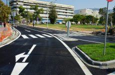 Παραδόθηκε ημιτελής ο τρίτος κυκλικός κόμβος στη Γρ. Λαμπράκη