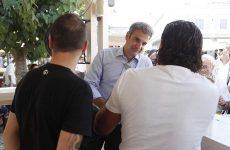 Kυρ. Μητσοτάκης: «Ο κ. Τσίπρας αντιπροσωπεύει το χθες, δεν μπορεί να μιλήσει για το αύριο της Ελλάδας»