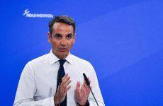 Μητσοτάκης: «Δημοψήφισμα» στις 26 Μαΐου