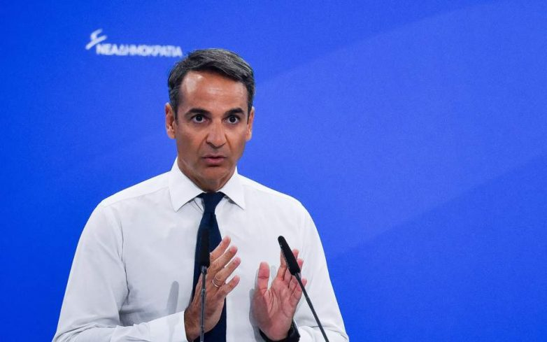 Μητσοτάκης: Τσίπρας, Καμμένος, Κοτζιάς ικανοποίησαν όσα διαχρονικά ζητούσαν τα Σκόπια – η ΝΔ δεν θα κυρώσει τη συμφωνία