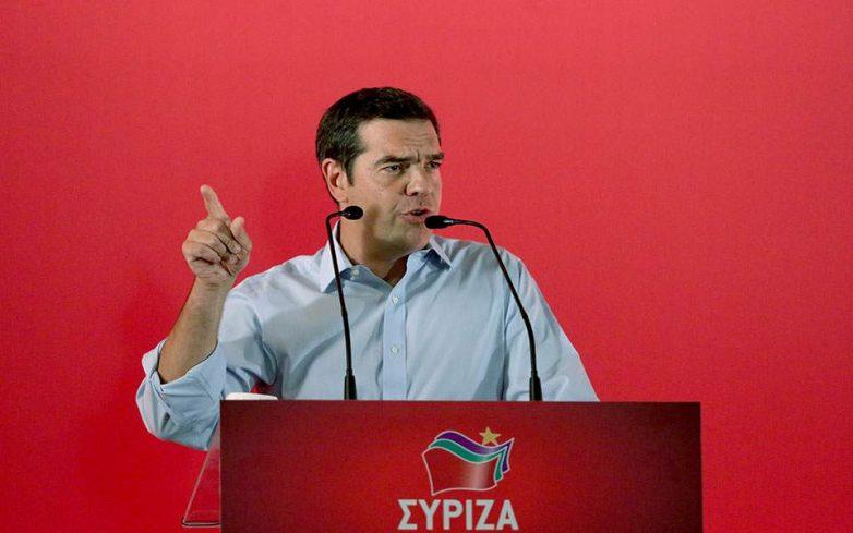 Τον Πάνο Σκουρλέτη πρότεινε για γραμματέα του ΣΥΡΙΖΑ ο Αλέξης Τσίπρας