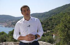Στη Θεσσαλονίκη ο πρωθυπουργός, Αλέξης Τσίπρας