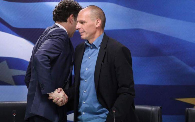 Ντάισελμπλουμ: Η Ελλάδα να μην επαναλάβει τα λάθη του παρελθόντος