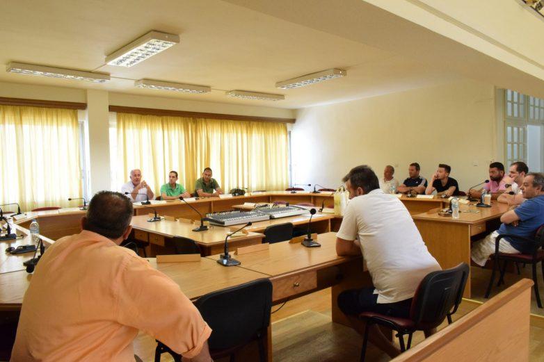 Ενημερωτική εκδήλωση για ανάπτυξη εμπορικών καταστημάτων Πεζόδρομου Ρήγα Φεραίου
