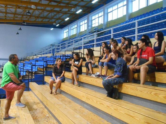 Ξεκινά προετοιμασία η γυναικεία ομάδα βόλεϊ της Νίκης Βόλου