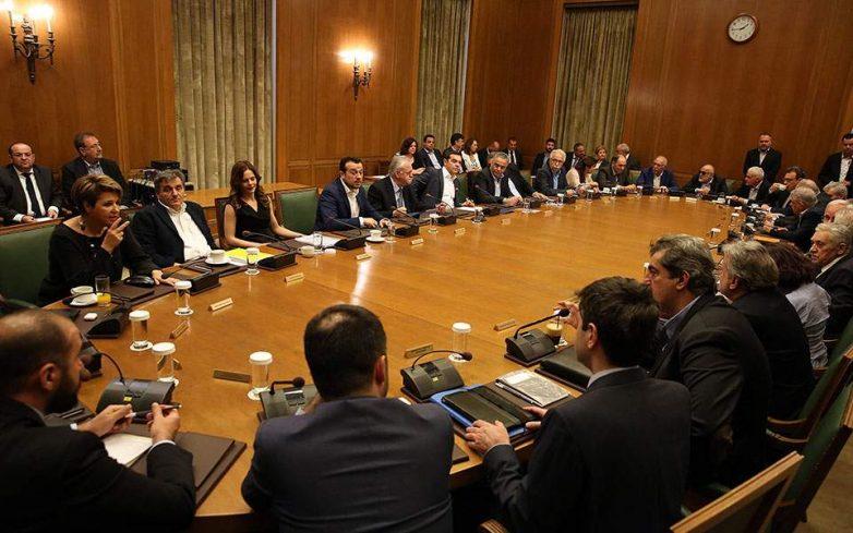 Τα 13 νέα πρόσωπα της κυβέρνησης