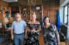 Συνάντηση Δωροθέας Κολυνδρίνη με εκπροσώπους του ΕΕΕΕΚ