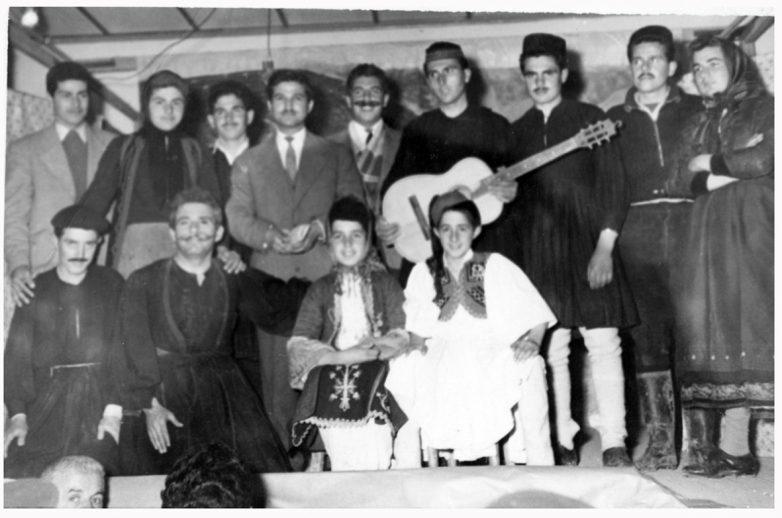 Αφιέρωμα της Θεατρική Ομάδας του Δήμου Ρήγα Φεραίου «ΑΕΙΡΑΝΗ»